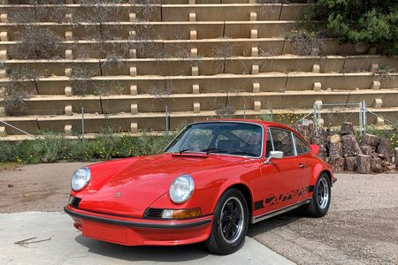 1973 911RS picture #1