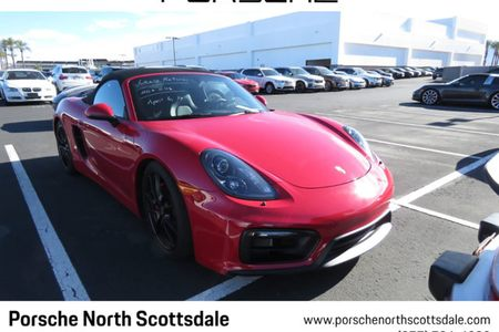 2016 Boxster 2dr Roadster GTS picture #1