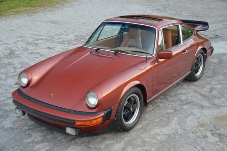 1976 911 S picture #1