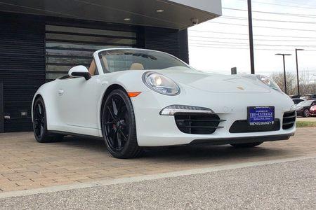 2015 Porsche 911 Carrera 4S picture #1