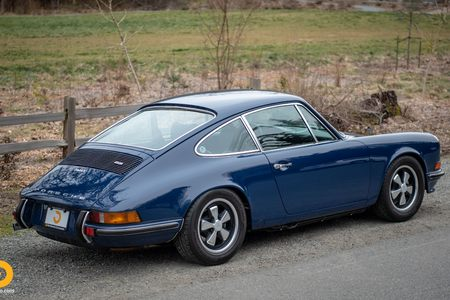 1973 Porsche 911T 2.7L MFI Hot Rod picture #1