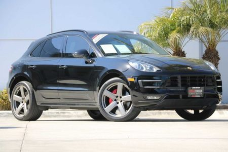2015 Macan Turbo picture #1