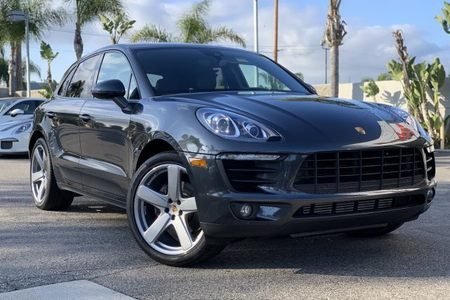 2018 Macan Sport Edition picture #1