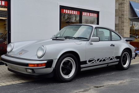 1987 911 Carrera picture #1