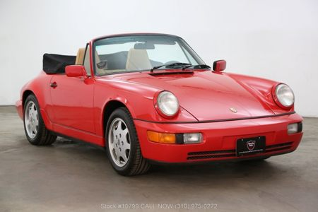 1991 964 Cabriolet picture #1