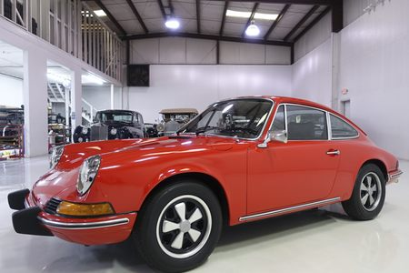 1973 911T 2.4 Coupe Late Series picture #1