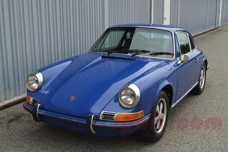 1969 Porsche 911S Coupe Survivor picture #1