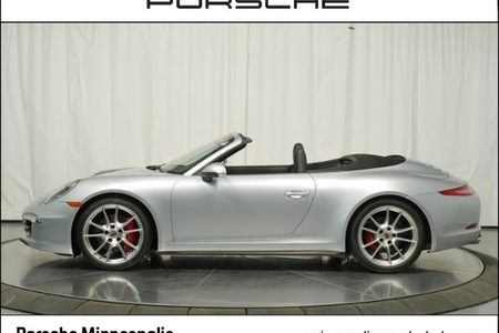 2016 911 2dr Cabriolet Carrera 4S picture #1