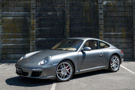 2009 Porsche Carrera S Coupe picture #1