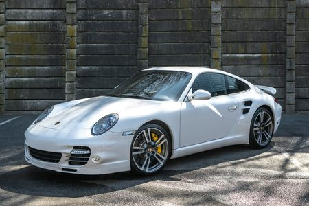 2012 Porsche 911 Turbo S picture #1