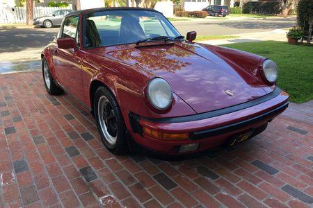 1987 911 3.2 Targa picture #1