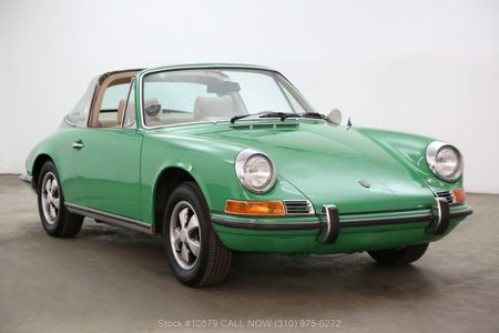 1969 911E Targa picture #1