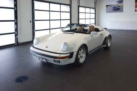 1989 911 Speedster picture #1