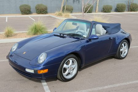 1995 911 993 Cabriolet picture #1