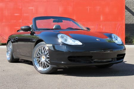 1999 911 996 Cabriolet 6SPD picture #1