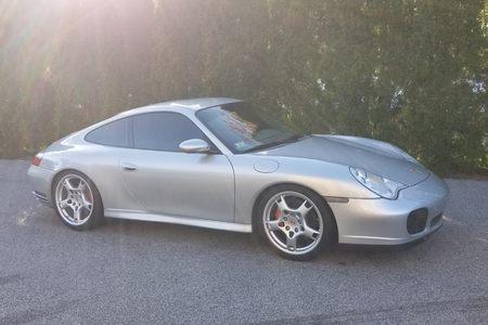 2003 Carrera 911 C4S picture #1