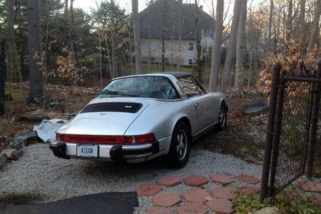 1974 Porsche 911 Targa picture #1