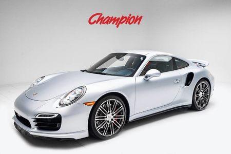 2015 Porsche 911 Turbo picture #1