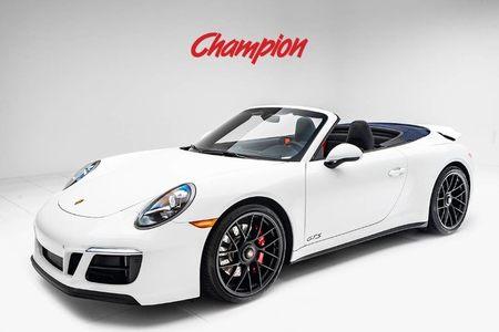 2019 Porsche 911 Carrera GTS Cab picture #1