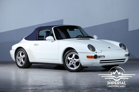 1997 911 Carrera 2dr Coupe 2 Cabriolet 2dr Coupe 2 Cabriolet picture #1