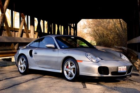 2002 Porsche 911 Turbo picture #1