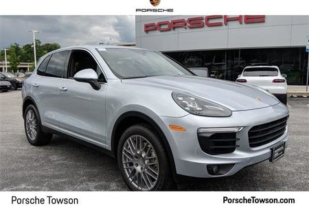2017 Cayenne S AWD picture #1
