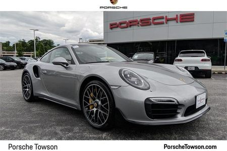 2015 911 2dr Cpe Turbo S picture #1