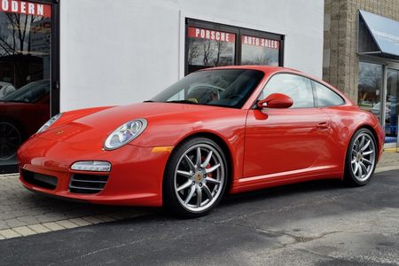 2011 Carrera 4 S picture #1