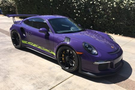 2016 GT3RS picture #1