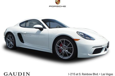 2018 718 Cayman S picture #1
