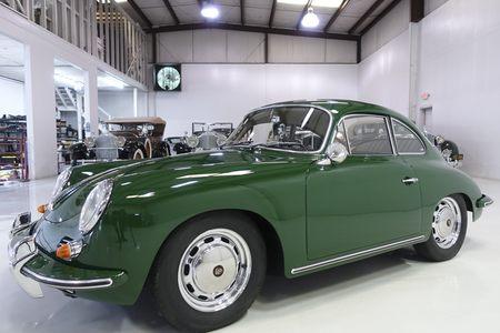 1965 356SC Reutter Coupe picture #1