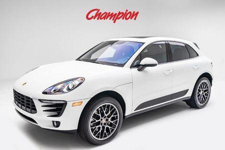 2016 Porsche Macan S picture #1