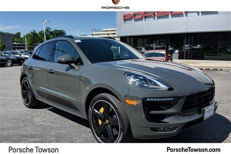 2017 Macan Turbo AWD W/performance Pkg picture #1