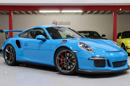 2016 GT3 RS PTS Mexico Blue picture #1