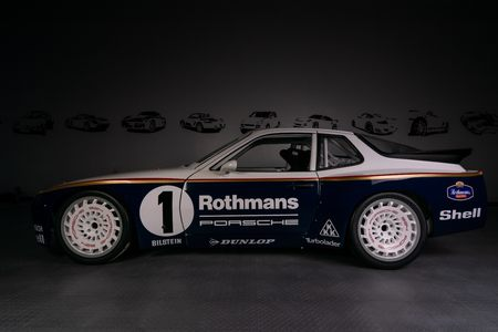 "1987 924 GTP ""Rothman's Tribute"" Race / Track Car picture #1"