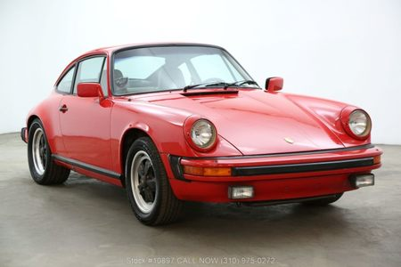 1983 911SC Sunroof Coupe picture #1