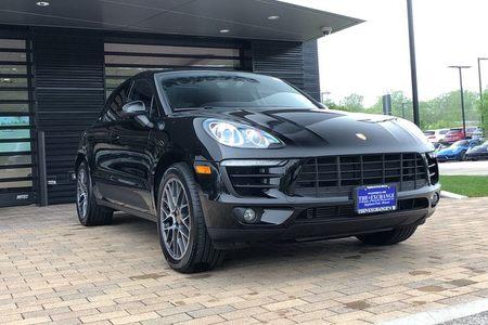 2018 Porsche Macan Sport Edition picture #1