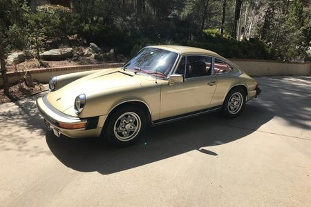 1976 911S picture #1