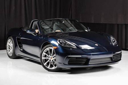 2018 718 Boxster picture #1