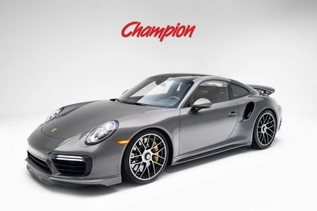 2019 Porsche 911 Demo Sale Turbo S picture #1