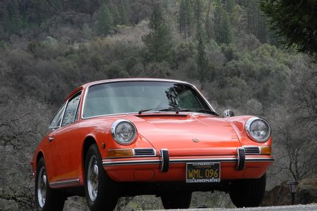 1968 2 Owner California Porsche 912 Original Paint! picture #1