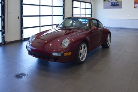 1996 911 Carrera picture #1