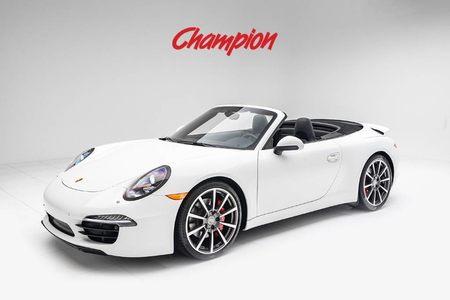 2014 Porsche 911 Carrera S Cab picture #1