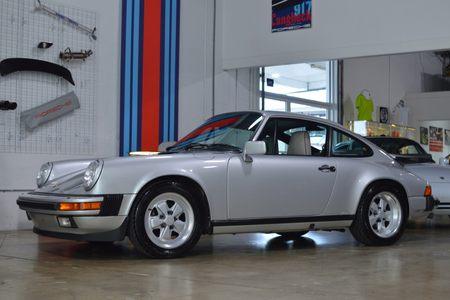 1989 Porsche 911 picture #1