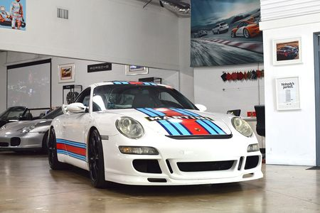 2007 Porsche 911 GT3 picture #1