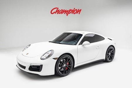 2018 Porsche 911 Carrera 4S picture #1
