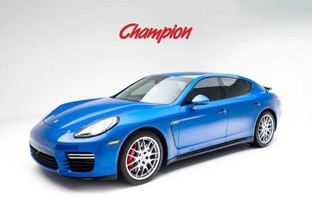 2015 Porsche Panamera GTS picture #1