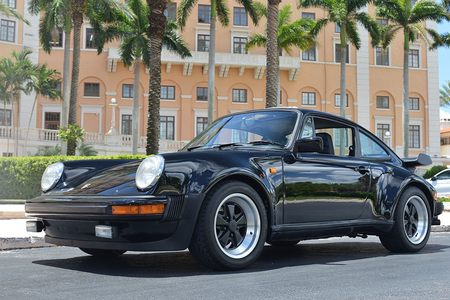 1983 Porsche 911 Turbo picture #1