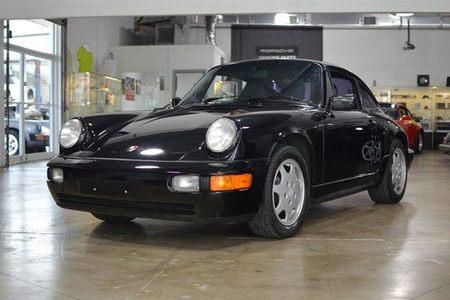 1991 Porsche 911 Carrera picture #1