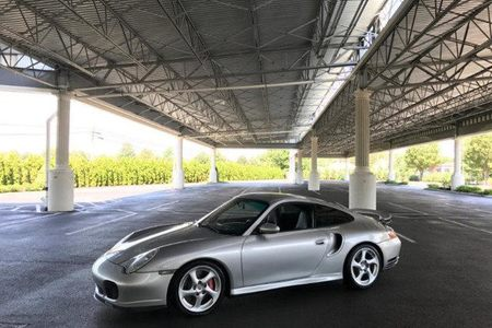 2001 Porsche 996 Turbo picture #1